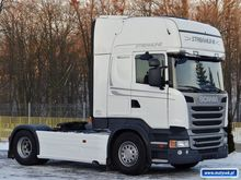 Used 2014 SCANIA R 4