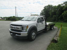 2017 Ford F-550 Extended Cab 4×