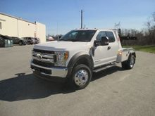 2017 Ford F-450 XLT Extended Ca