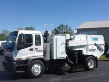 2008 Tymco DST6 Sweeper