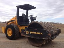 2007 JCB VIBROMAX VM115D