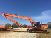 Used 2012 DOOSAN DX3