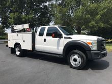 2012 FORD F450 XL SD