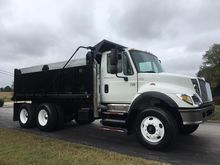 2007 INTERNATIONAL 7500 SBA