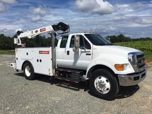 2008 FORD F650 XL SD