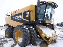 2008 Lexion combine LX580R
