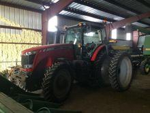 2012 Massey ferguson 8660