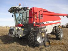 2011 Massey ferguson 9795