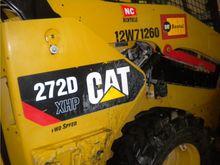 2012 Caterpillar 272DXHP