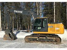 2013 John deere 180G
