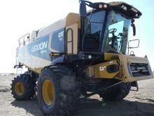 2010 Lexion combine LX580R