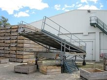 Used Container Ramp