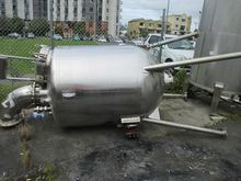 Vacuum Mix Tanks
