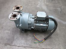 Used Pump-Vacuum in