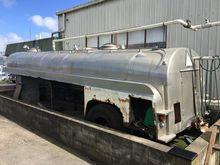 Used Tanker S/S in A