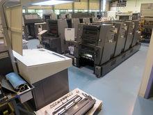 HEIDELBERG Printmaster G T O 52