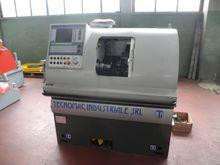 TECNOMAC rotary cnc lathe