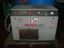 Air compressor FINI BSC 20