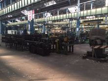 Roll forming line OME type P6 9