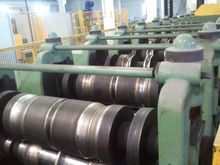 Roll forming line Gasparini for