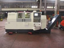 Used 6 axis CNC lath