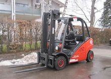 Used 2009 Linde H25D