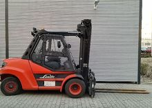 Used 2014 Linde H80D