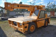 Used BRODERSON IC80