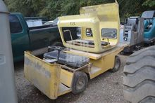 CUSHMAN GOLF CART BODY ONLY . -
