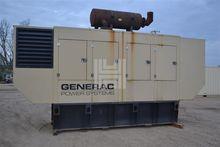 Used GENERAC 500 KW