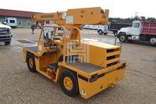 Used BRODERSON IC35-