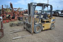 Used DAEWOO D30S in