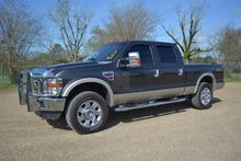 2008 FORD F250 SD LARIAT