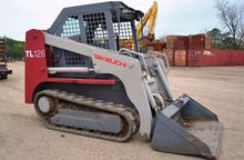 Used TAKEUCHI TL126