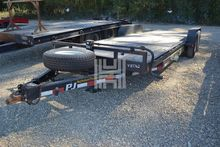 2009 PJ 22' Tilt Deck  Carhaule