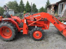 28054969 used kubota l2500 tractor for sale machinio