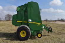 Used John Deere 469 Baler for sale in Missouri, USA | Machinio