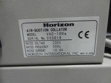 2001 HORIZON VAC-100 #63121