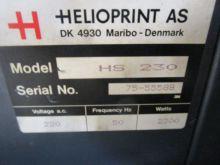 1990 AGFA DUPLIPHOT-740 #62254