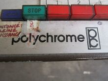 1995 POLYCHROME PC-66 #60394