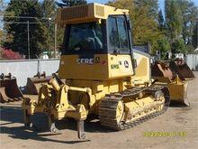 Used 2005 DEERE 550J