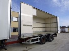 1997 Trailer-Bygg KB-20 2-axel