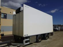 2010 Trailer-Bygg KB-18 2-Axel