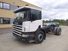 1998 Scania P94 DB4X2A 260 + HY