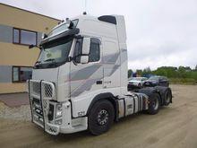 2013 Volvo FH540 6x2+EURO5+TIME
