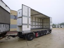 2007 Trailer-Bygg Double stock
