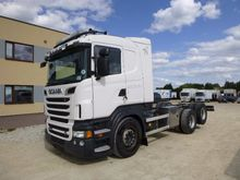 2013 Scania R620 6x2 EURO5
