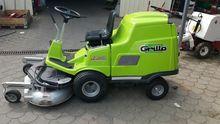 2015 Grillo FD 280 Lawn tractor