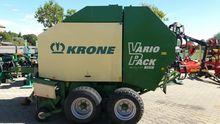 2002 Krone VP 1800 BMC Round ba
