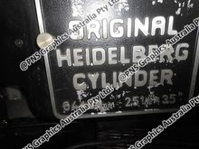 Heidelberg 64 cm x 89 cm SBD Cy